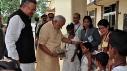 Security Stepped Up In Chhattisgarh Ahead Of Prime Minister Narendra Modi's