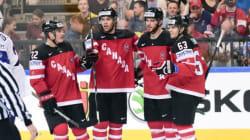 Championnat mondial: le Canada en quart de
