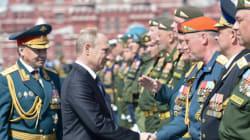 Pour les 70 ans de la victoire sur Hitler, la Russie fait étalage de sa puissance