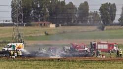 Aereo militare Airbus precipita vicino Siviglia, almeno 3 morti (FOTO,