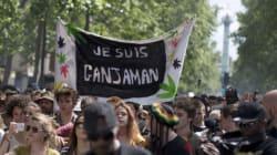 À Paris, des manifestants réclament la dépénalisation du