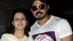 It's A Baby Girl For Sreesanth And His Wife Bhuveneshwari