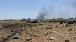 El Airbus de Sevilla se estrelló porque fallaron tres de sus cuatro