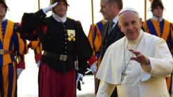 Le pape François reçoit pour la première fois Raul