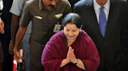 Jayalalithaa Acquitted: Supporters Burst Crackers, Beat Drums, Break Into Jigs Outside Her House To Celebrate
