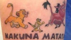 Ces tatouages vous rendront