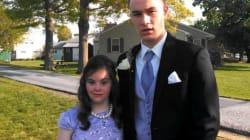 Un quart-arrière invite au bal son amie d'enfance atteinte du syndrome de Down