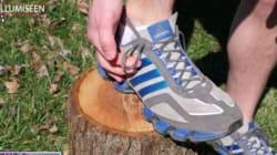 I fori aggiuntivi sulle vostre scarpe da corsa esistono per un valido