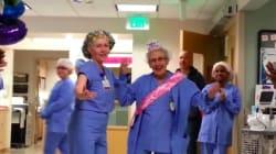 Florence, 90 anni, infermiera da 70: quando una missione ti allunga la