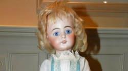 Cette poupée parlante du 19e siècle va vous faire froid dans le