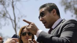 Fahmy Slams Egypt's New Anti-Terror