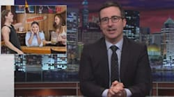 John Oliver Makes Brilliant Case For Parental Leave In The
