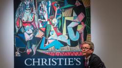 Un Picasso devient la toile la plus chère jamais vendue aux