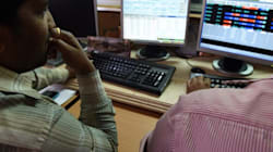 Sensex Down 580 Points Ahead Of Inflation