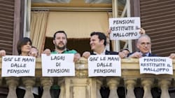 Salvini occupa il ministero dell'Economia. Ma Padoan è a