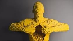 Une spectaculaire expo Lego arrive à