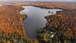Un immense domaine de Rivière-Rouge en vente pour 7,9 millions $