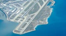 L'aéroport de Nice perd son titre de plus belle approche du