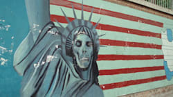 Le strade di Teheran diventano un museo a cielo