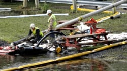 Enbridge Ordered To Pay $75 Million, Rebuild