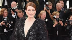 Julianne Moore's Fashion Risk Totally Paid