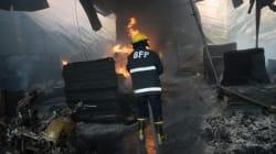 Un incendie dans une usine à chaussures des Philippines fait 72