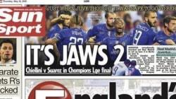 Juve-Barcellona, l'ironia di The Sun: