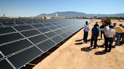 Adani Group Will Build A Huge Solar Power Plant In Tamil