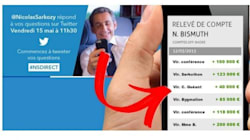 Sarkozy promet de répondre aux questions sur Twitter... tout ne se passe pas comme