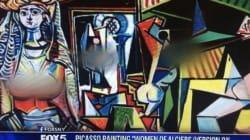 La censure d'un Picasso par Fox News ne fait pas