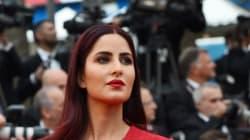 Katrina Kaif Paints Cannes A Fiery