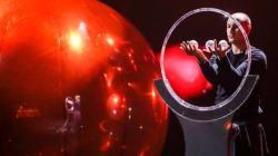 L'illusionista Simone Al Ani vince Italia's Got