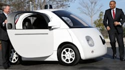 California Reveals Details Of Self-Driving Car