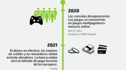 El futuro de internet: las predicciones de Bill Gates o Jimmy Wales