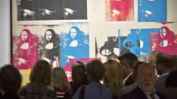 Un Warhol adjugé 56 millions de dollars chez