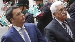 Fra Renzi e Abu Mazen non scatta la scintilla (di U. De