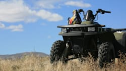 Mountie Sues B.C. RCMP After ATV