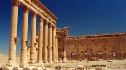 L'EI menace Palmyre en