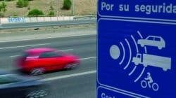 Un tercio de la recaudación de Tráfico es de multas por