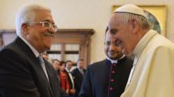 «Vous êtes un ange de paix», dit le pape François à Mahmoud