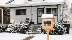 Les écrivains ont droit à des maisons gratuites à