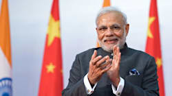 Modi Announces $1 Billion Credit Line To Strategic Partner
