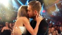 Taylor Swift et Calvin Harris échangent un