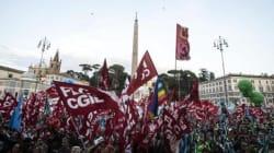 E a Genova la Cgil sciopera. Contro il Pd? Contro Renzi? Contro Raffaella