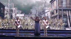 Eurovision: la mise en scène de la France est...