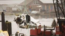 Drunken Passengers Caused B.C. Air