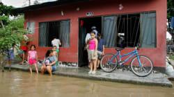 Glissement de terrain mortel en Colombie