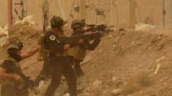 ダーイシュ(イスラム国)のラマディ制圧、イラク政府が奪還のためシーア派民兵を集結