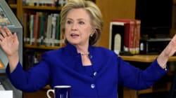 Clinton s'approche de Merkel parmi les plus puissantes du