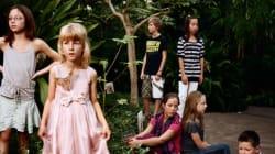 Ensaio de fotos deslumbrante destaca a beleza única das crianças transgênero